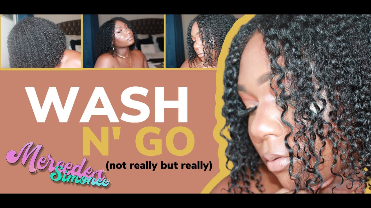 Wash N' Go! (Not Really)