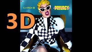 (3D AUDIO) Cardi B, Bad Bunny & J Balvin - I Like It (WEAR HEADPHONES)