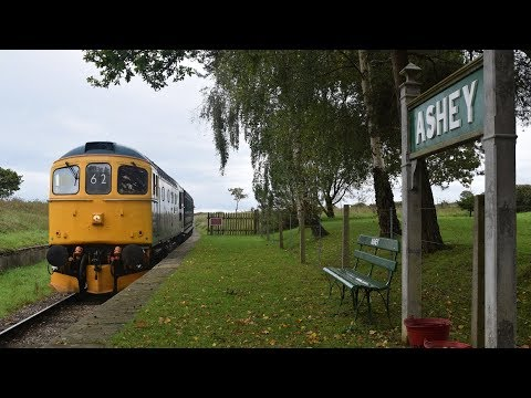 The Island Crompton - 33202 on the Isle of Wight - 29/09/17