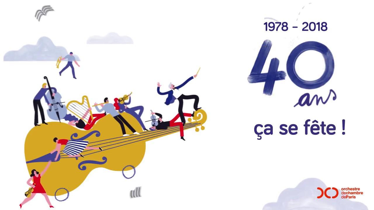 L 39 orchestre de chambre de paris f te ses 40 ans youtube - Orchestre de chambre de paris ...