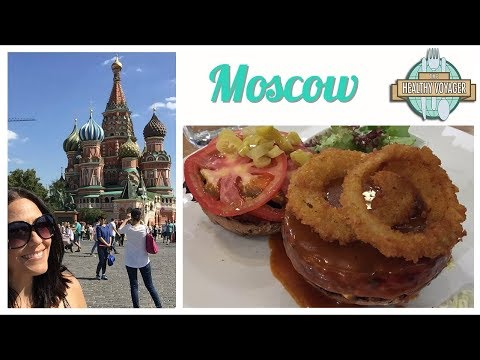 Best lunch spots in moscow