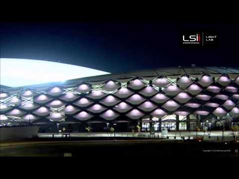 LSI International: Hazza Bin Zayed Stadium