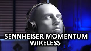 Sennheiser Momentum Wireless Headphones - Masters of Isolation?