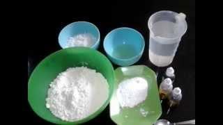 Cara Membuat Lilin Play Doh | How to Make Play Doh | Kids Toys