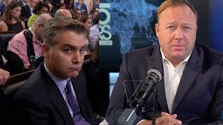 Petition to Give Alex Jones WH Press Credentials; Seat Him Next to Jim Acosta!!!