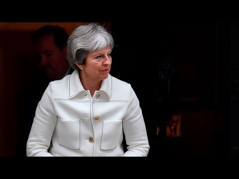 Theresa May's Syria strikes statement to Commons - watch live