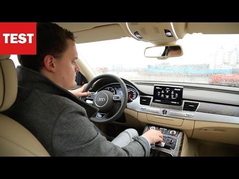 Audi A8 im Check: Gut verbundenen in der Luxus-Klasse?