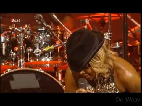 Mary J. Blige live at AVO Sessions Part 4
