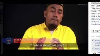 Islam is dead even Muhammad said but Muslims claim their Prophet Muhammad lie