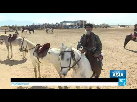 Meeting Buzkashi players: Afghanistan's centuries-old sporting tradition
