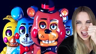 OUVI NOITE 6 PODE VIR CONTRA Five Nights At Freddy S FNAF 2