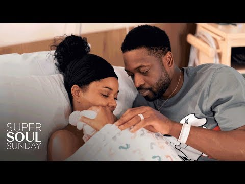 Dwyane Wade & Gabrielle Union On the Baby Kaavia Photo Backlash | SuperSoul Sunday | OWN