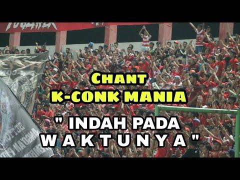 Chant K-Conk Mania AYO BERTERIAK