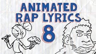 Lyrics 2 Life Ep8: Animated rap lyrics