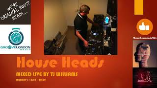Gambar cover House Heads 12/08/2019