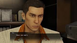 Yakuza 0 (Story) - Chapter 6: The Yakuza Way