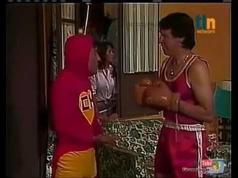 Chapolin - Brincadeira de Mão É para Boxeadores (dublado). Canal VideodoChaves80
