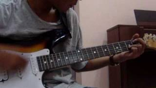 The Red Jumpsuit Apparatus - Face Down [Instrumental] [Acoustic Version] (guitar cover)