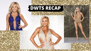 DWTS Premiere Recap!! *Lindsay misses dancing*