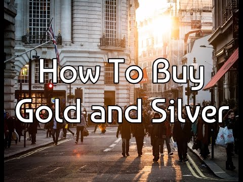 How To Buy Gold and Silver Online - Some Cold, Hard Facts