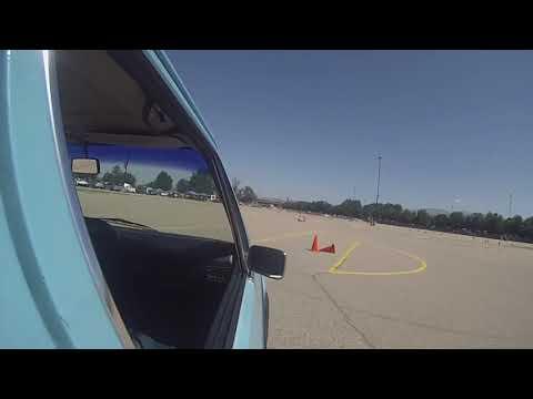 SMF VW Rabbit - Boise Autocross Event 13
