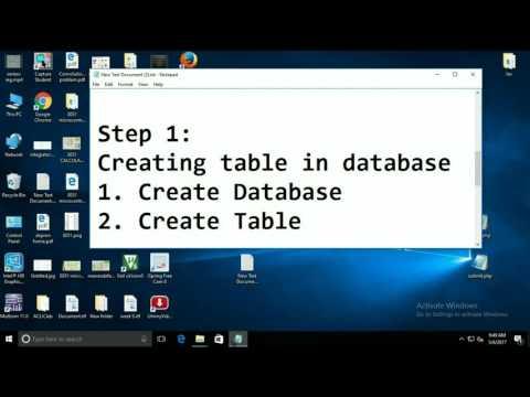 how-to-create-website-using-xampp