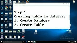 How to Create Website using Xampp