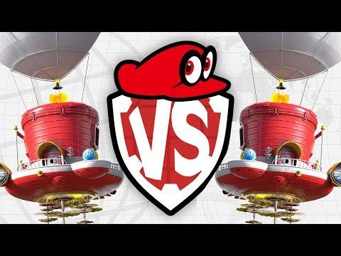 Super Mario Odyssey Versus - Episode 8