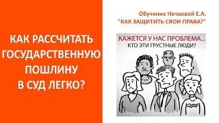 видео Госпошлина за регистрацию права собственности