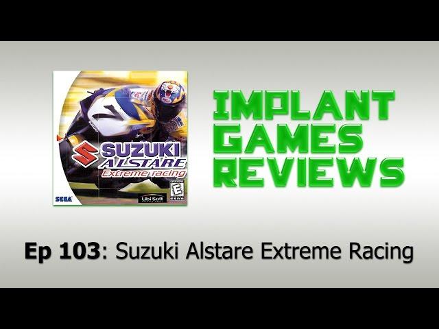 Suzuki Alstare Extreme Racing Review (Sega Dreamcast)