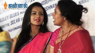 Actress Lakshmi Ramakrishnan against Producer
