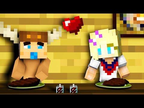 Minecraft Daycare - BABY GETS A GIRLFRIEND!