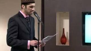Gulshan-e-Waqfe Nau (Khuddam) Class: 10th January 2010 - Part 7 (Urdu)