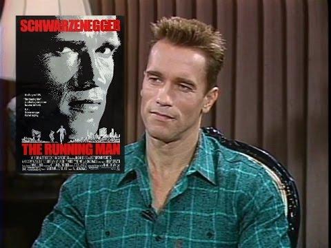 The Running Man 1987 Interview