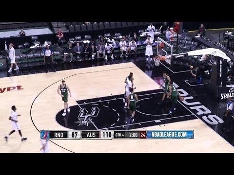 Highlights: Cory Jefferson (20 points)  vs. the Bighorns, 11/15/2016