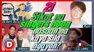 vuclip 🔴21 SIKAT NA SINGERS NOON, NASAAN NA KAYA SILA NGAYON?!!