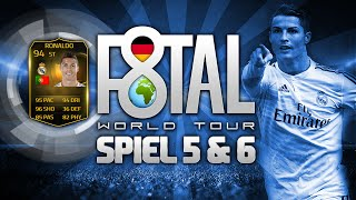 FIFA 15 | IF RONALDO F8TAL WORLD TOUR! LIVE MIT FACECAM!! #3