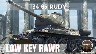 T34 85 Rudy World of Tanks Blitz