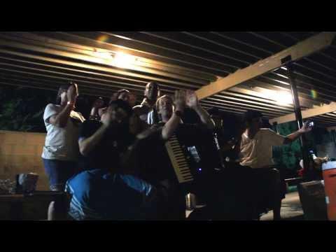 CTG Rancho Rio Grande - Behind the Scenes - Canto Alegretense 2013