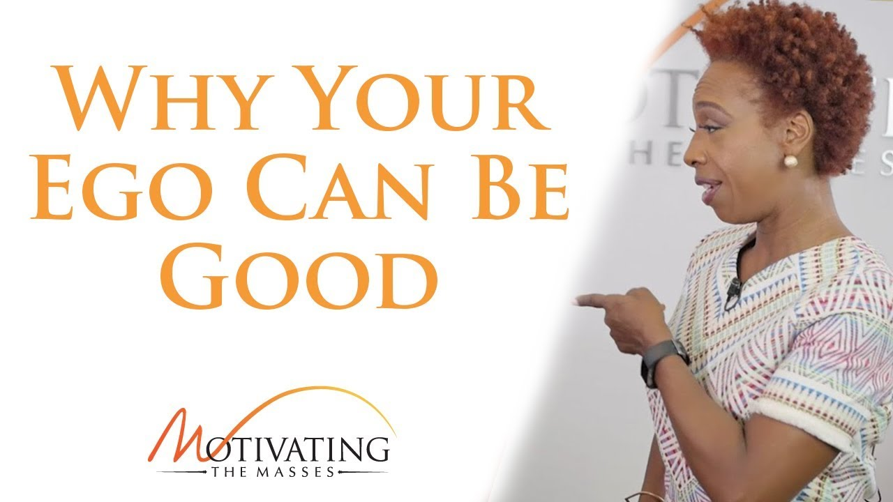 Lisa Nichols - Why Your Ego Can Be Good