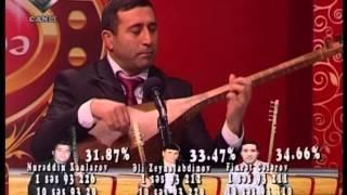 """Aşıq Fikrət Cəfəroğlu(Borçalı)-""""Ağır Şərili"""""""