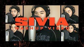 MASHUP Video - SIVIA #dirumahaja #samasaya #staywithme #stayathome