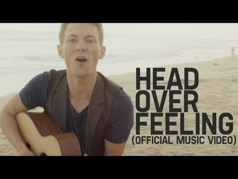 Taylor Mathews - Head Over Feeling (Official Music Video)