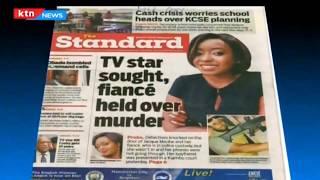 Justice James Wakiaga officially takes over murder case involving Jacque Maribe and Joseph Irungu