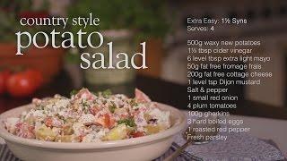 Slimming World Potato Salad