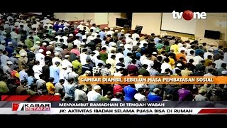 Menyambut Ramadhan di Tengah Wabah Covid-19 | tvOne