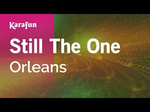 Karaoke Still The One - Orleans *