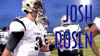 Josh Rosen '15 (St. John Bosco) Junior Year : 3 Game Highlights