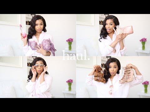 COLLECTIVE HAUL | Victoria Secret, H&M, Office, MAC And More!