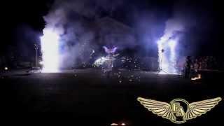 Огненное фаэршоу  шоу в Москве